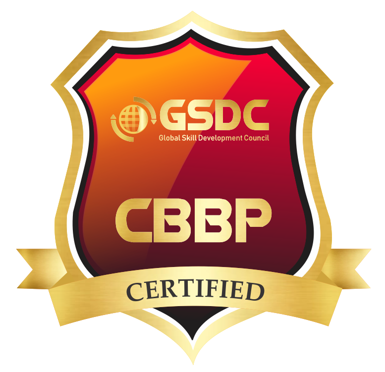 Certification badge for Data Protection Officer