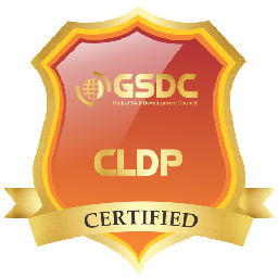 Certification badge for L and D