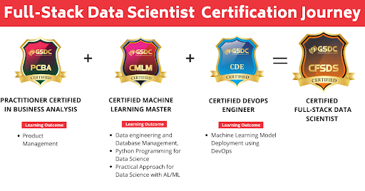 Full Stack Data Scientist Structure