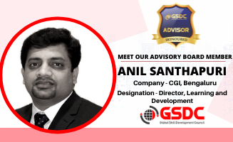 Welcoming our advisor Anil Santhapuri